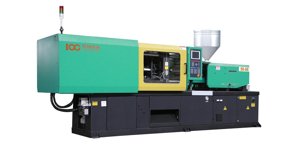 Machine de moulage par injection à pompe variable LOG-A8 90T