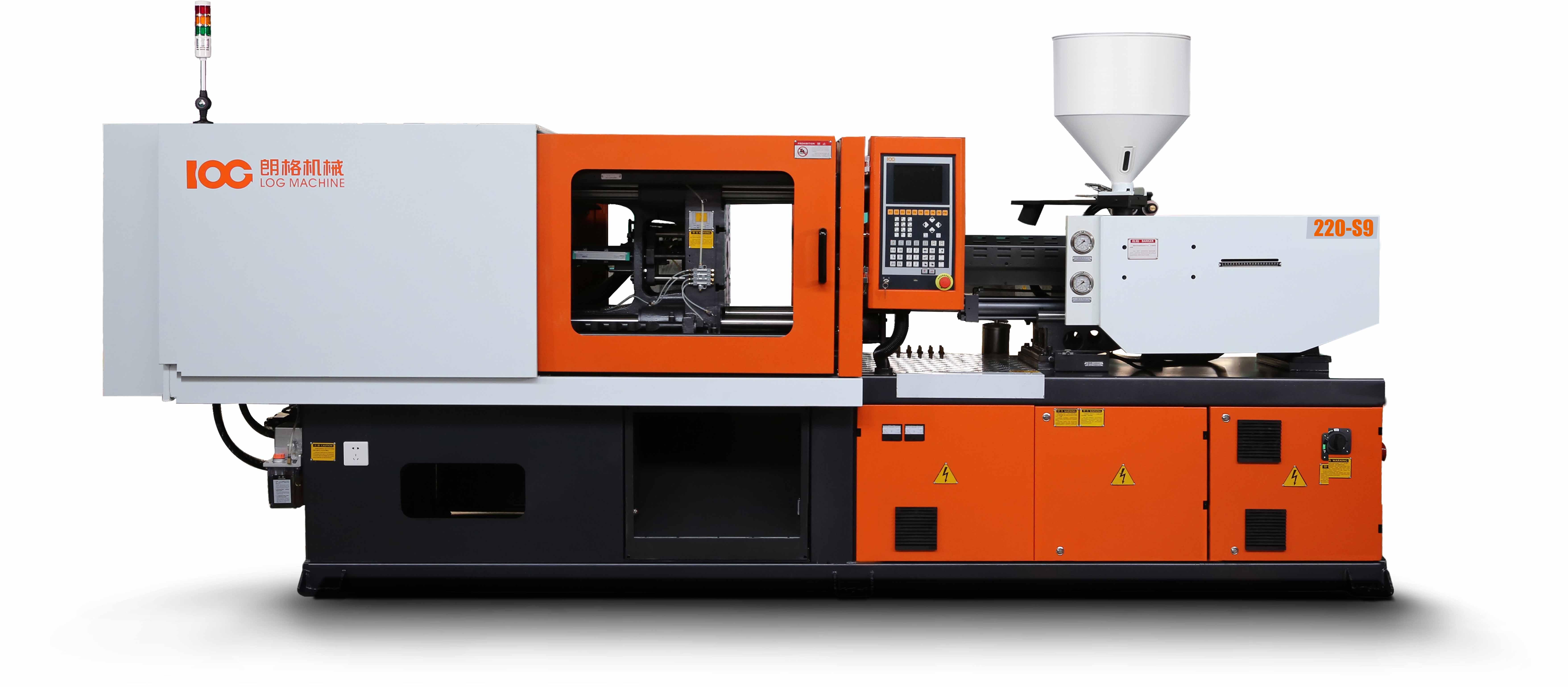 Système de servomoteur LOG-S9 220T et machine de moulage par injection à économie d'énergie