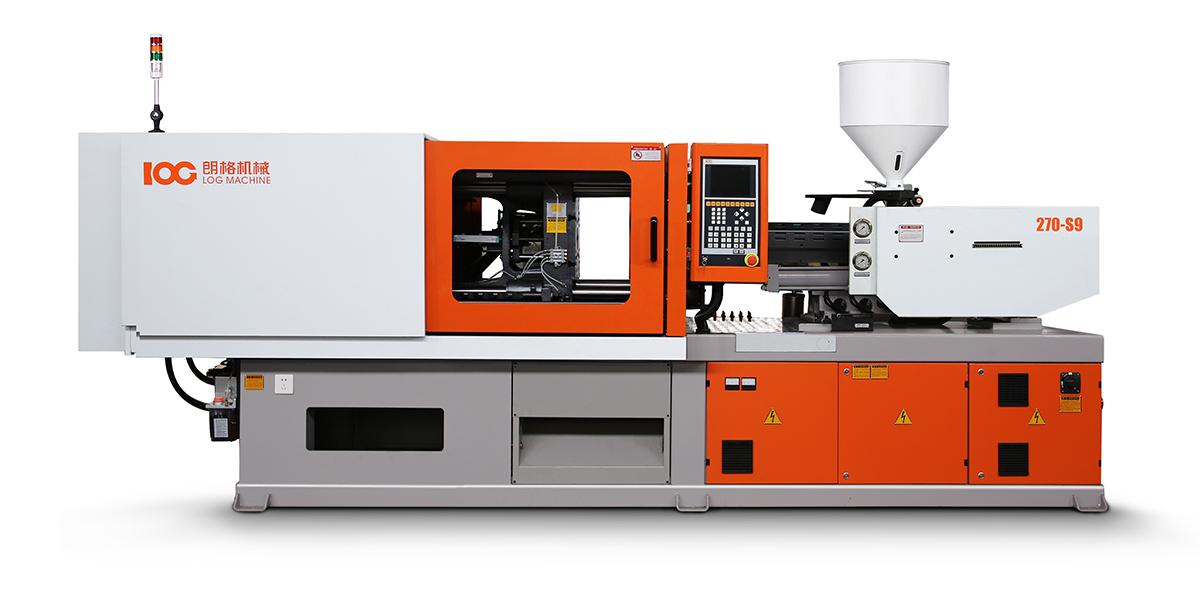 Système de servomoteur LOG-S9 270T et machine de moulage par injection à économie d'énergie
